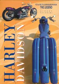 Harley-Davidson - Customizing The Legend