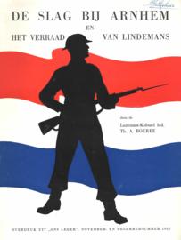 De Slag bij Arnhem en het verraad van Lindemans - Overdruk uit ''Ons leger'', november- en decembernummer 1955