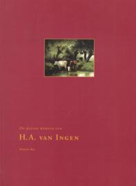 De kleine wereld van H.A. van Ingen (softcover, 2e-hands)