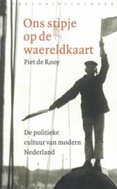 Ons stipje op de waereldkaart - De politieke cultuur van modern Nederland