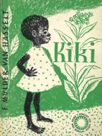Kiki en het Papoea-meisje