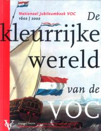De kleurrijke wereld van de VOC (hardcover)