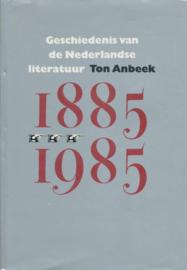 Geschiedenis van de Nederlandse literatuur 1885-1985