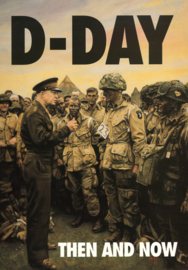 D-Day THEN AND NOW - Volume 1 en 2 in box
