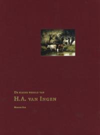 De kleine wereld van H.A. van Ingen (2e-hands)
