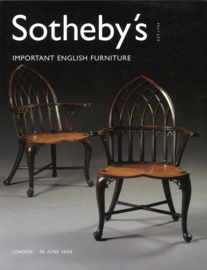 Sotheby's - Important English Furniture