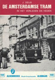 De Amsterdamse tram (2e-hands)