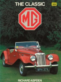The Classic MG - softcover