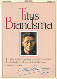 Titus Brandsma - Zaligverklaring Rome 1985 (2e-hands)
