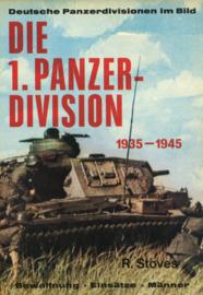 Die 1. Panzerdivision 1935-1945 - Deutsche Panzerdivisionen im Bild