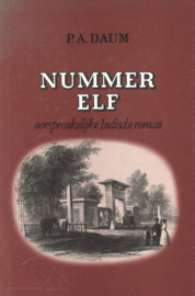 Nummer elf - Oorspronkelijke Indische roman
