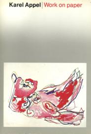 Karel Appel - Work on Papaer