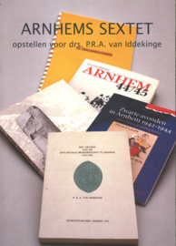 Arnhems sextet - Opstellen voor drs. P.R.A. van Iddekinge
