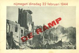 Nijmegen dinsdag 22 februari 1944