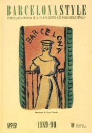 Barcelona Style 1989-90 - Sus secretos, sus mil detalles, its secrets, its thousandfold details