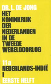 Het Koninkrijk der Nederlanden in de Tweede Wereldoorlog - Nederlands-Indië 5 delen