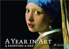 A Year of Art (2e-hands)
