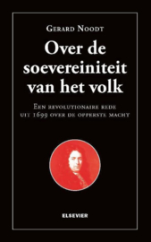 Over de soevereiniteit van het volk - Een revolutionaire rede uit 1699 over de opperste macht