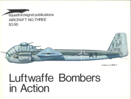 Luftwaffe Bombers in action