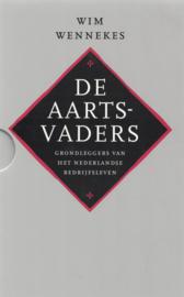 De aartsvaders - Grondleggers van het Nederlandse bedrijfsleven (als nieuw, in box)