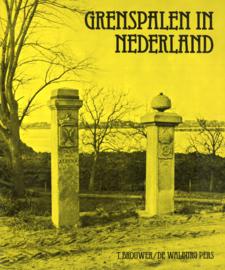 Grenspalen in Nederland