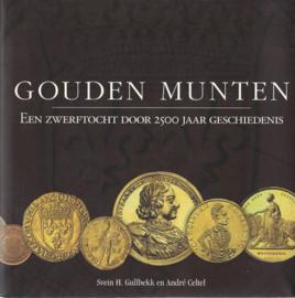 Gouden munten - Een zwerftocht door 2500 jaar geschiedenis