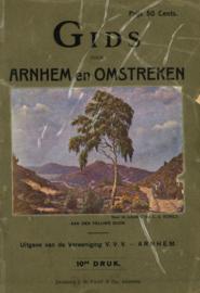 Gids voor Arnhem en omstreken - 10e druk, 1917