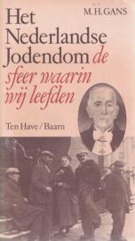 Het Nederlandse Jodendom - De sfeer waarin wij leefden