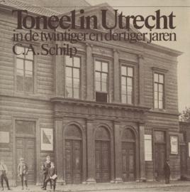 Toneel in Utrecht - In de twintiger en dertiger jaren