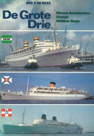 De Grote Drie - Nieuw Amsterdam, Oranje en Willem Ruys