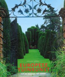 Europese tuinkunst - Van de oudheid tot heden
