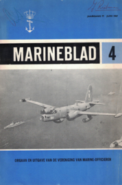 Marineblad 4 Jaargang 77 Juni 1967