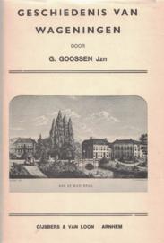 De geschiedenis van Wageningen