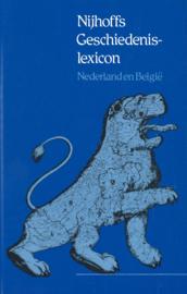 Nijhoffs Geschiedenis-lexicon - Nederland en België