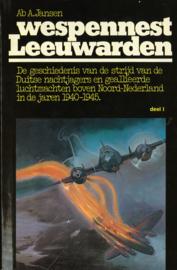 Wespennest Leeuwarden deel 1,2 en 3 (2e-hands)