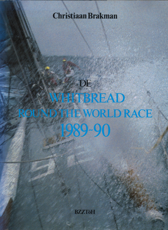 The Whitbread Round the World Race 1989-90