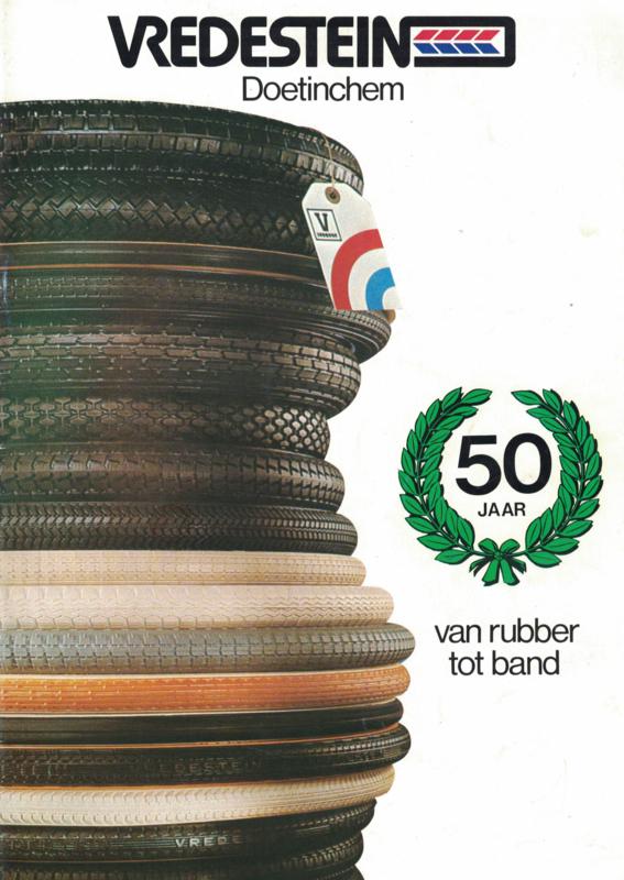 50 jaar Vredestein Doetinchem - Jubileumboek