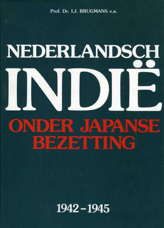 Nederlandsch-Indië onder Japanse bezetting (2e-hands)