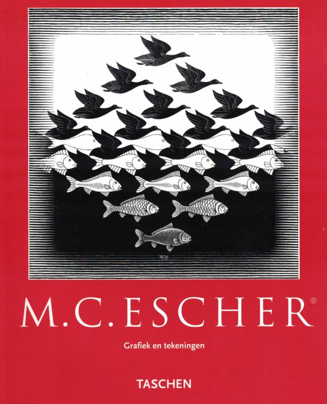 Escher - Grafiek en tekeningen (2e-hands)