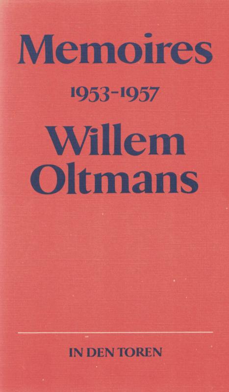 Memoires 1953-1957
