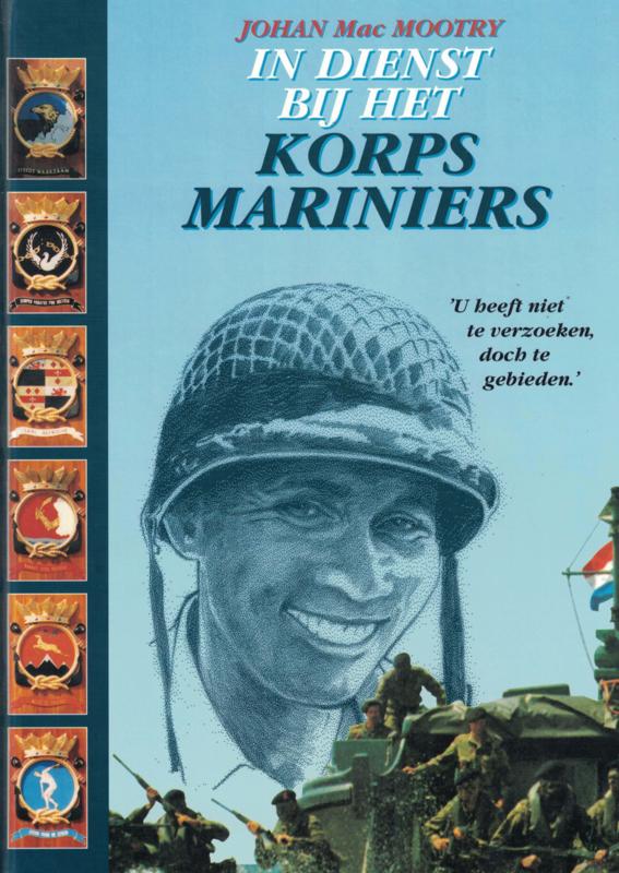 In dienst bij het korps Mariniers (2e-hands)