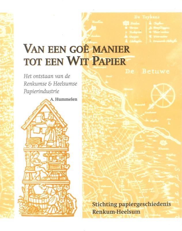 Van een goê manier tot een wit papier (2e-hands)