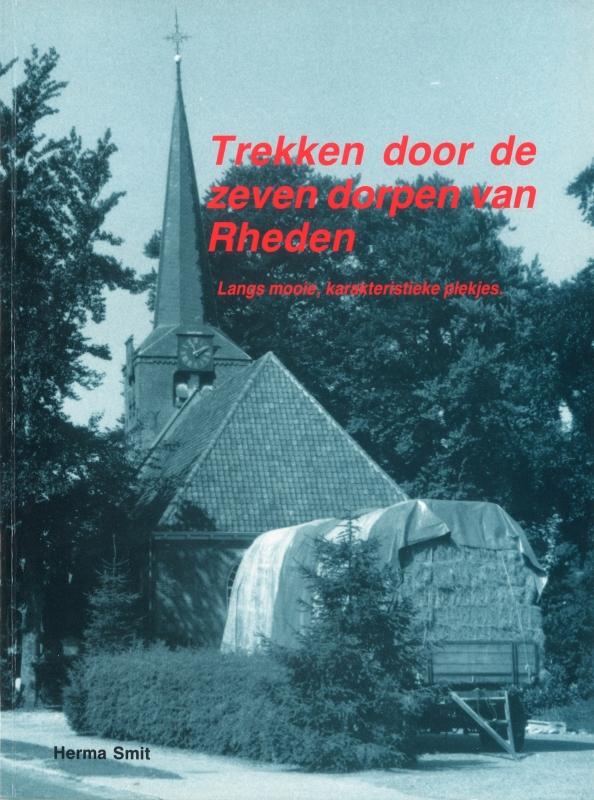 Trekken door de zeven dorpen van Rheden (2e-hands)