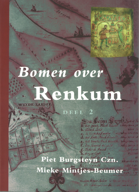 Bomen over Renkum deel 2 (2e-hands)