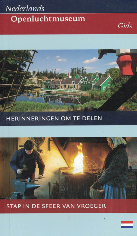 Nederlands Openluchtmuseum gids 2011 (2e-hands)