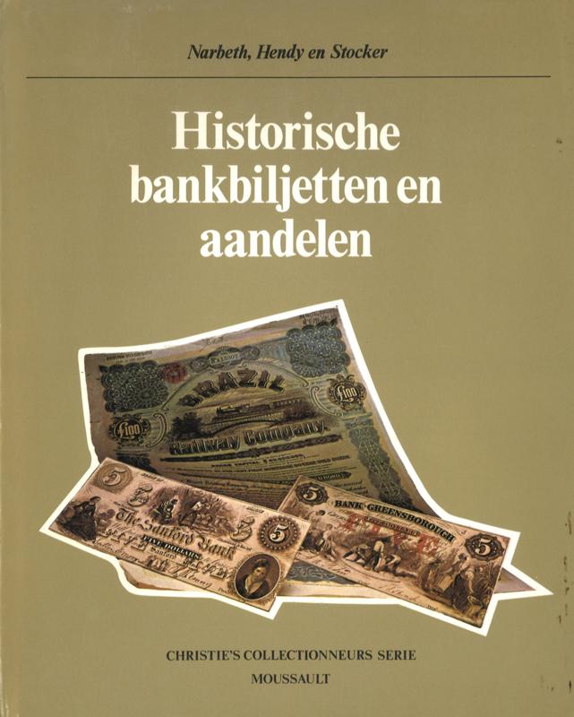 Historische bankbiljetten en aandelen