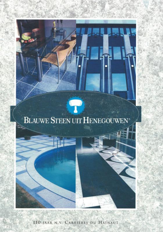 Blauwe Steen uit Henegouwen