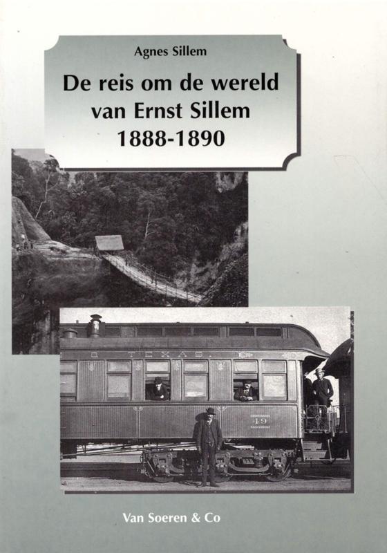 De reis om de wereld van Ernst Sillem 1888-1890