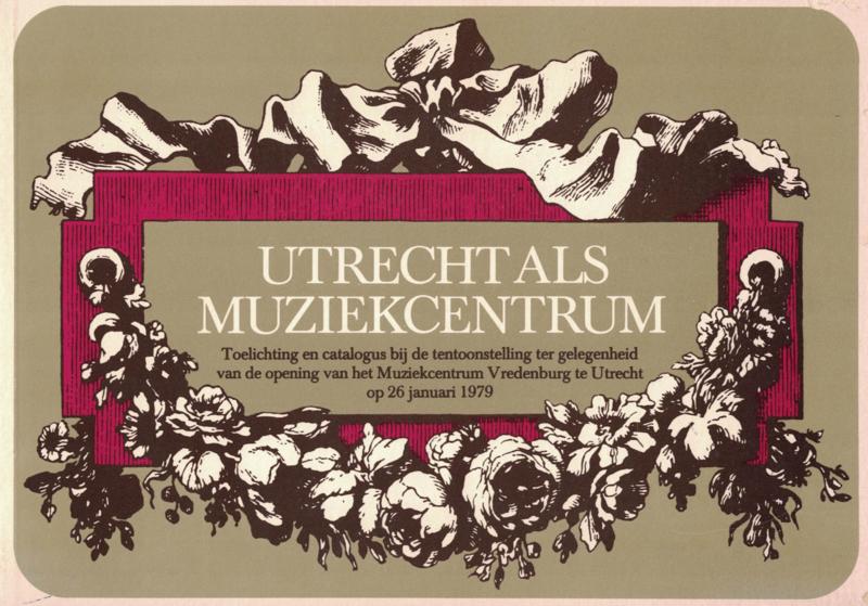 Utrecht als muziekcentrum