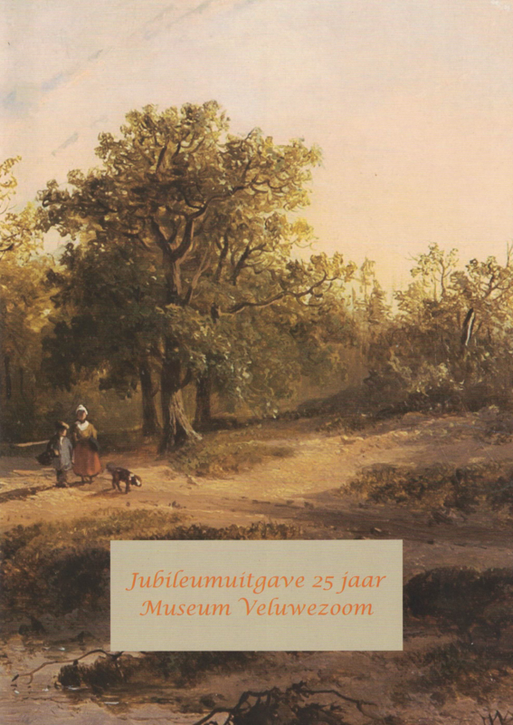 Jubileumuitgave 25 jaar Museum Veluwezoom